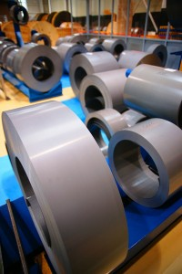«Кройка» стали — сложнейший процесс — начало производства автотрансформаторов.