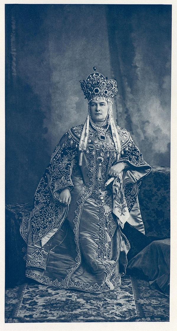 Великая княгиня Мария Павловна, герцогиня Мекленбург-Шверинская