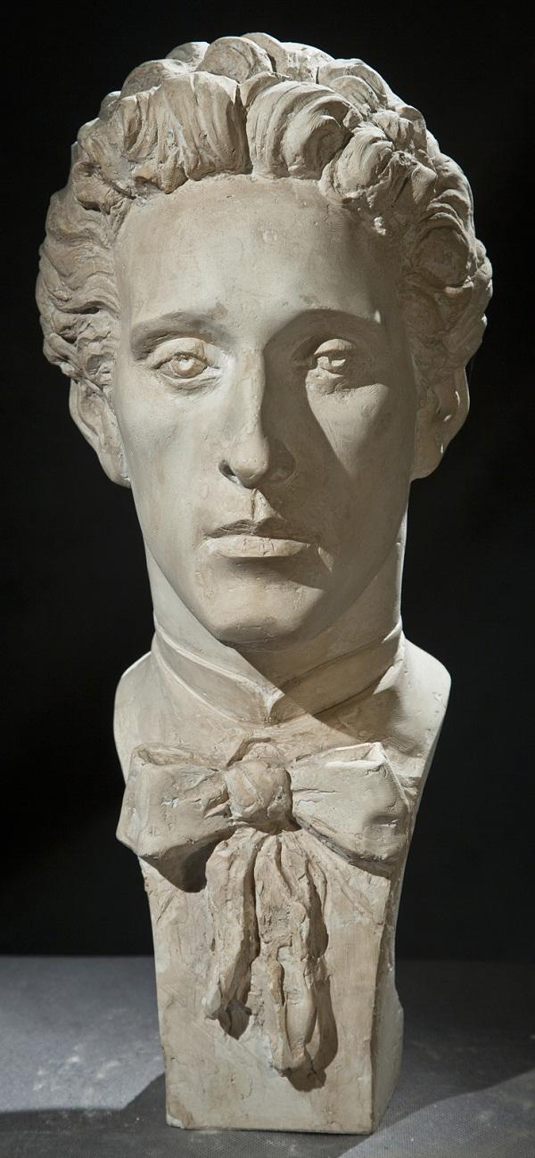 Скульптор Владимир Тишин (3)