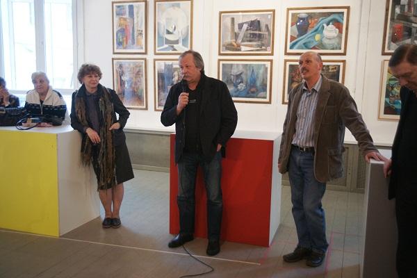 .Выставка в МАРХИ (3)