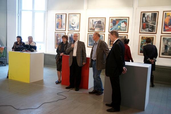 Выставка в МАРХИ (6)