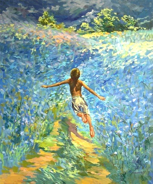 Картина Ксении Черномор