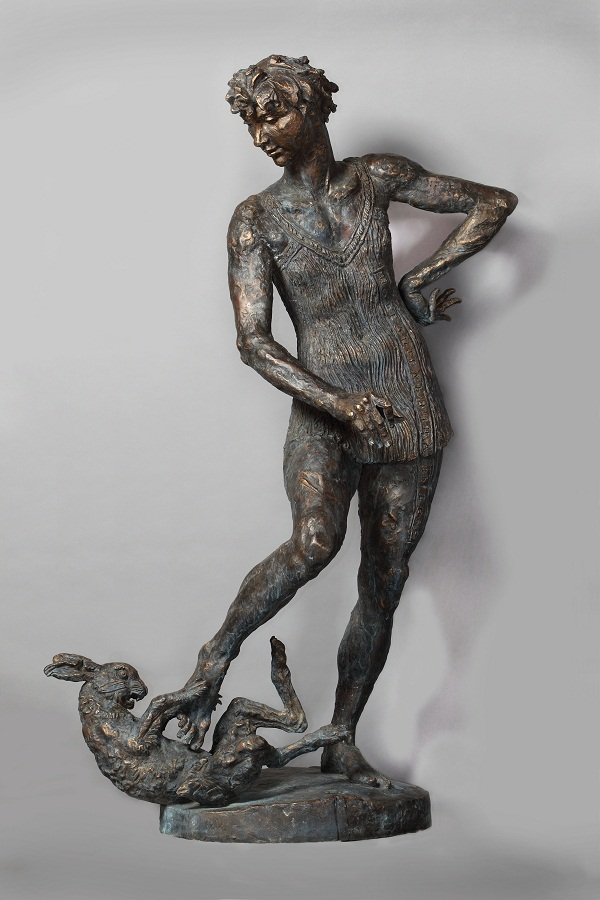 Скульптор  Михаил Переяславец