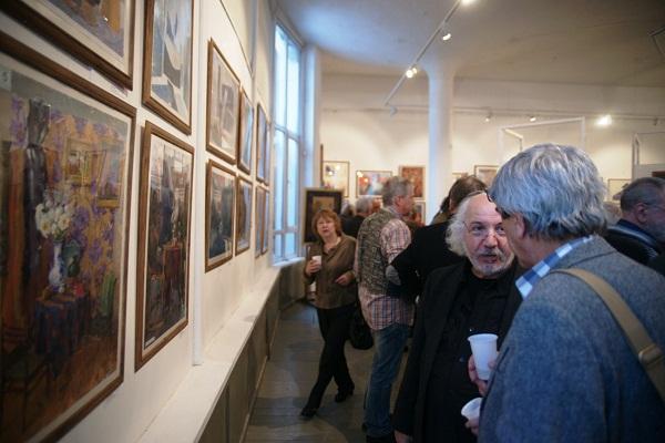 .выставка в МАРХИ (2)