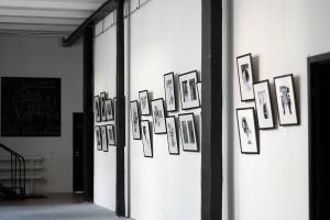 Выставка Юлии Блюхер