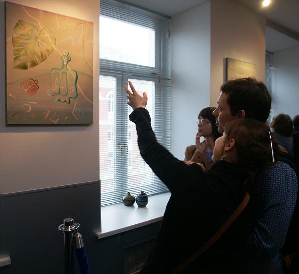 Светлана Богатырь Выставка 2
