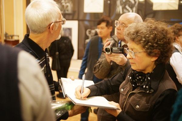 Светлана Богатырь Выставка 3