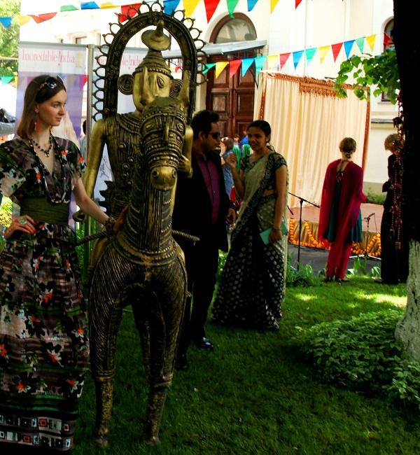 Индийское Посольство фото Александра Загряжская София (2)