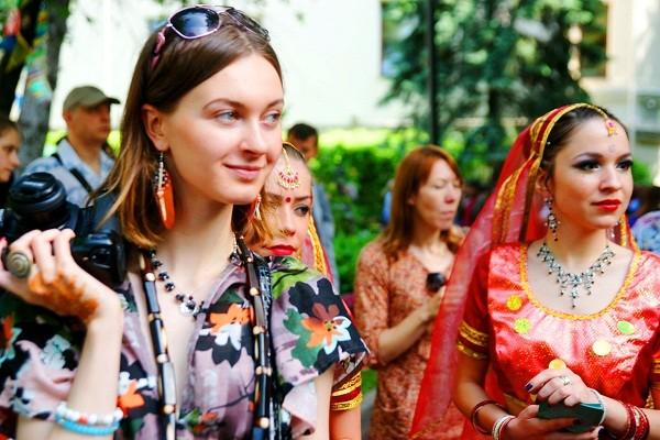 Индийское Посольство фото Александра Загряжская София (5)