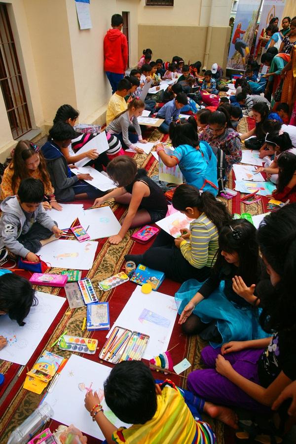Индийское Посольство фото Александра Загряжская  25