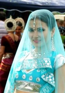 Праздник Ассоциации Индийских женщин в Посольстве Индии в РФ 25 мая 2013 г.