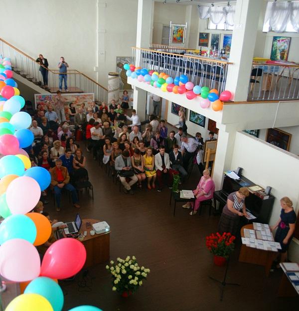 МАХЛ РАХ  23 июня Перед вручением аттестатов