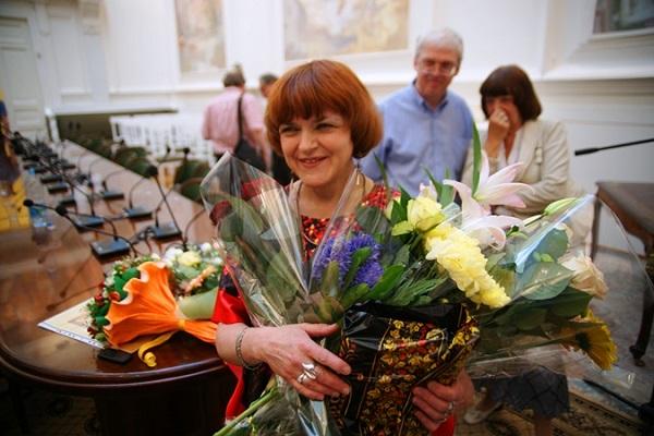 Скульптор  Ольга Победова