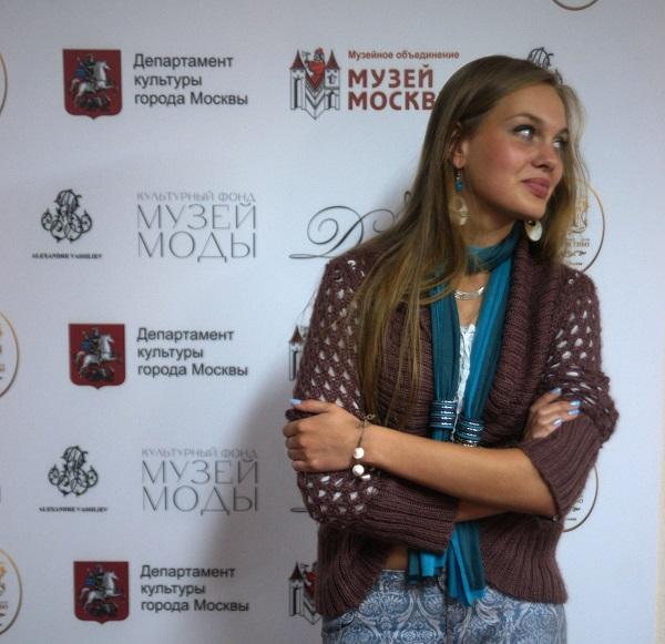 Даниэла Рябичева Мастер-класс в Музее Москвы 1 сентября