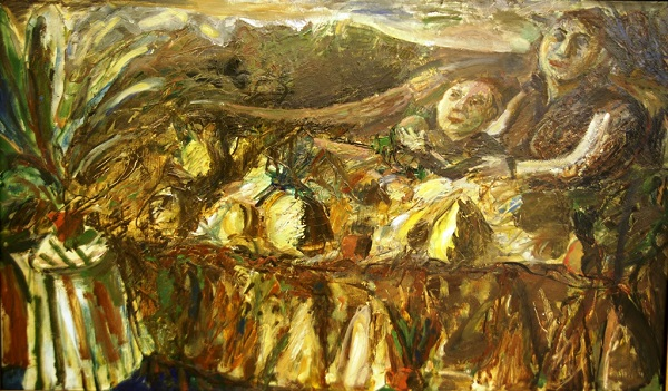 Картина художника Юрия Петкевича