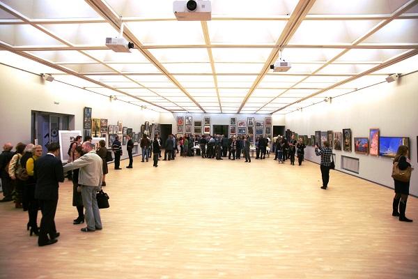 записки о художниках, выставка, Кафедра живописи МАРХИ