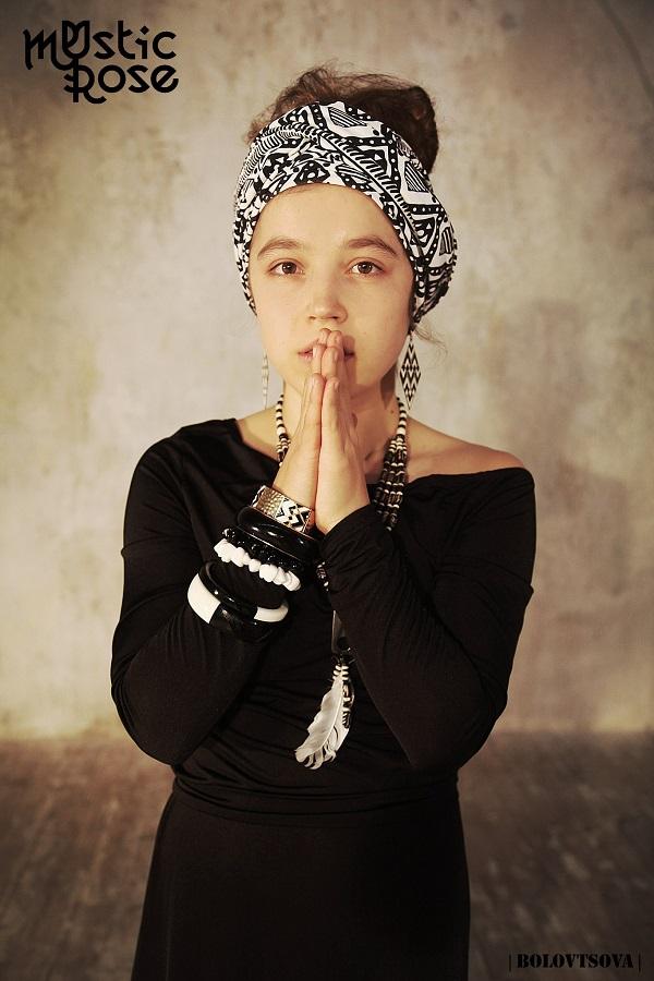 Азиза Ибрагимова Группа Mystic Rose  фото: (С) Mystic Rose