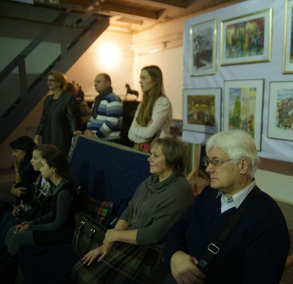 записки о художниках, Рябичев мастерская, Конкурс Концерт  400 лет Дому Романовых