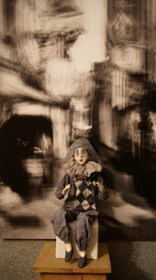 """Выставка  """"Магия сновидений"""" Куклы Ольги Новиковой-Копейкиной  Фотографии Маргариты Фединой Особняк купца Носова"""