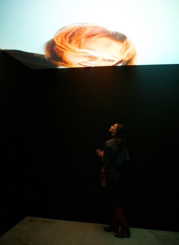 "Автор Айдан Салахова Выставка  ""Наверху"" Музей Москвы"