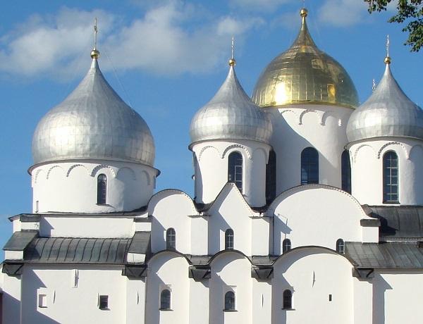 София Новгородская 11 век
