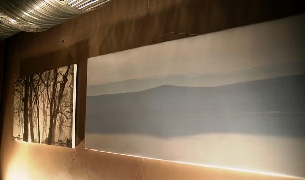 """На выставке  Марины Проняковой  """"Faces and Places. My impressions of Kenya""""  в Клубе-галерее """"ТИР"""""""