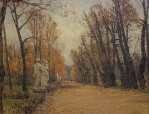 Художник  Алексей Грицай (1914-1998)  Выставка в ВЗ РАХ 11 марта – 6 апреля 2014 года  по адресу: ул. Пречистенка, 21
