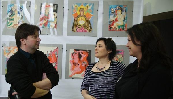 Кирилл Зимогорский Ирина Разумовская Ольга Демидова