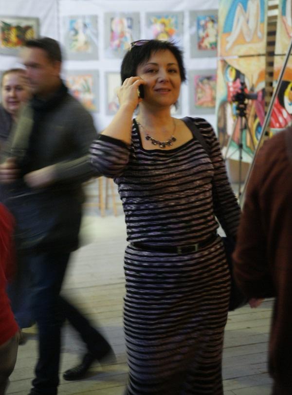 Ирина Разумовская редактор интернет-портала  www.fulljazz.ru