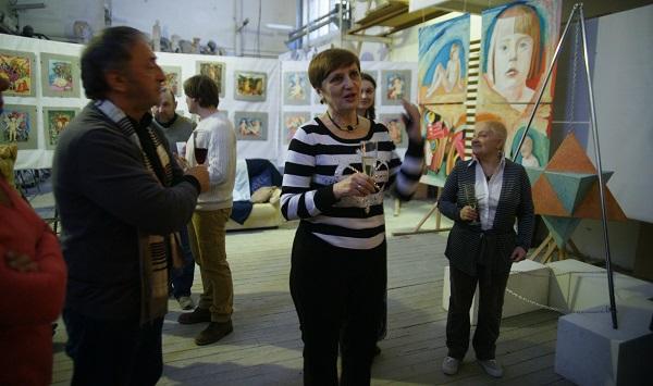 Искусствовед  Ольга Петрова делится своими впечатлениями о творчестве Маргариты Юрковой