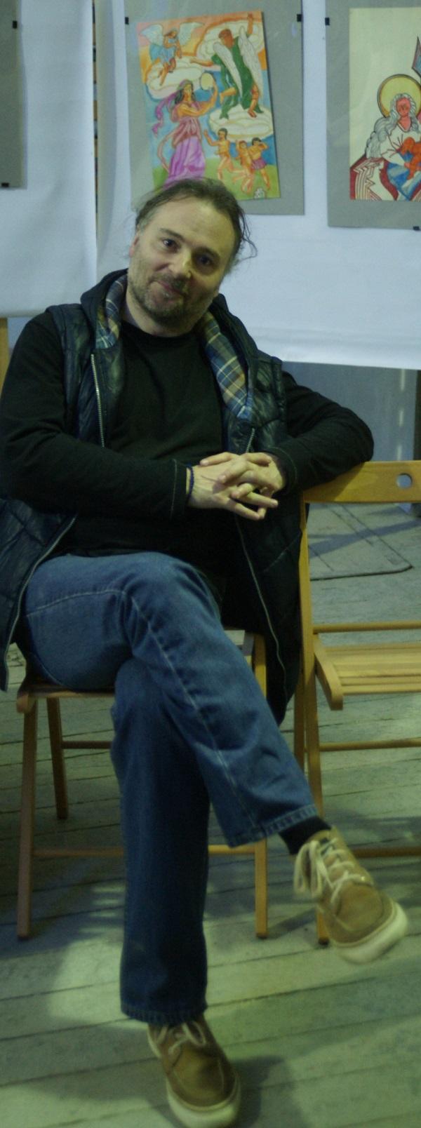 Сергей Юрков дизайнер,  сын Маргариты Юрковой