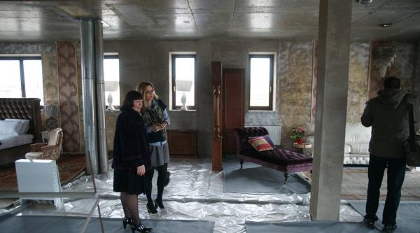 BriArt  Выставка Архитектурная Весна в Рубине журналисты ..