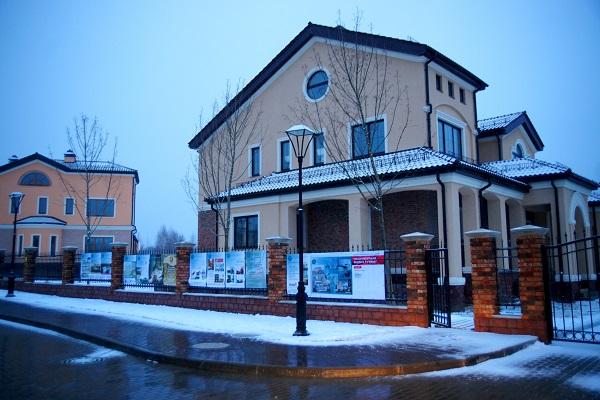 BriArt  Выставка Архитектурная Весна в Рубине коттедж