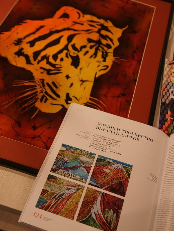 """В галерее """"Шалтай-Болтай"""" на Выставке работ Ирины Богомоловой (ГУМ, 3 - линия, 3 этаж)"""
