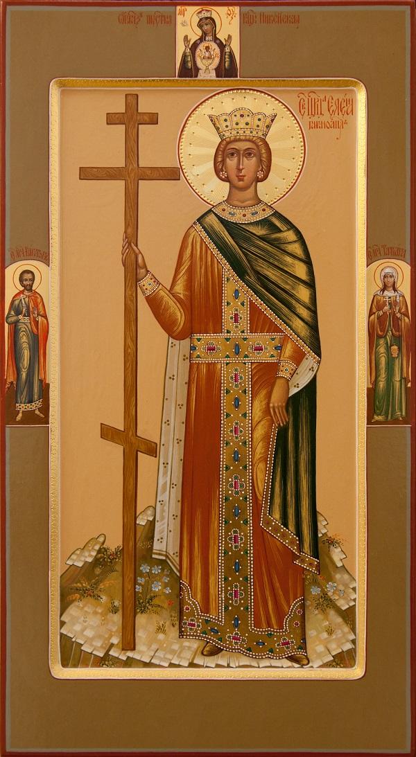 Елена Константинопольская Мастерская Екатерины Ильинской