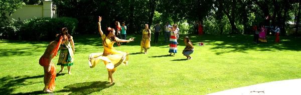 Праздник в Культурном Центре им. Джавахарлала Неру.  31 мая 2014 г.