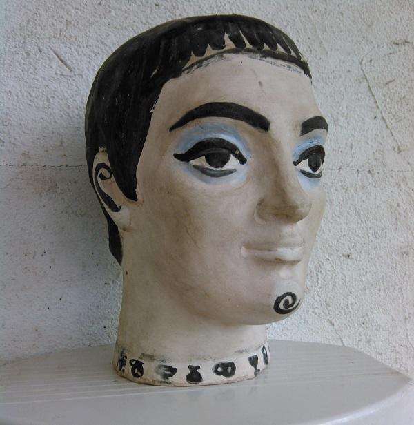 портрет  Маргариты Юрковой автор Мария Фаворская