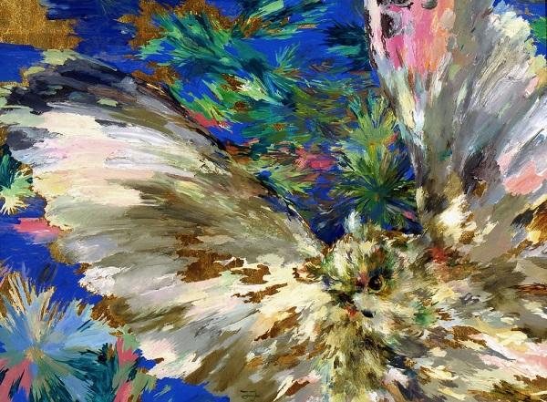 Юрис Юрьянс «НА КРЫЛЬЯХ СОВЫ»  Выставка работает с 22 июля по 24 августа 2014 года.  Вернисаж - 22 июля в 16.00  в залах Галереи искусств (Пречистенка,19)
