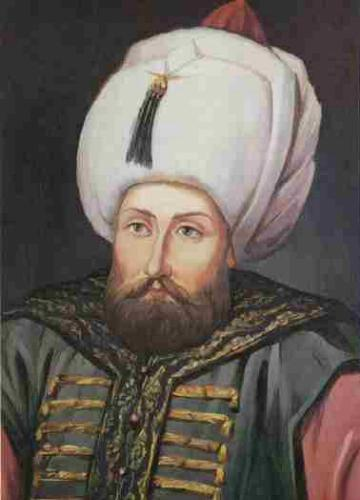 Селим II  (28 мая 1524 — 13 декабря 1574)  одиннадцатый султан Османской империи, правил в 1566—1574.  Третий сын и четвёртый ребёнок султана Сулеймана І «Великолепного» и Хюррем.  Был известен под прозвищами Селим Пьяница  и Селим Блондин.