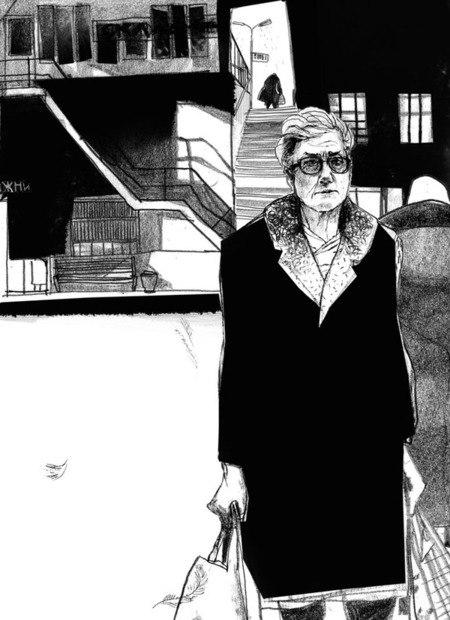 Художник Юлия Блюхер художник-иллюстратор  Сноб Story magazine Империал Спикер Illustration Day