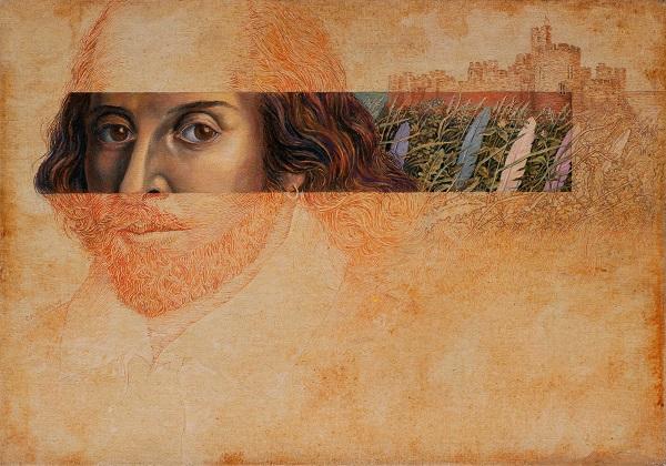 Художник  Сергей Чайкун Иллюстрация  к изданию произведений  Уильяма Шекспира