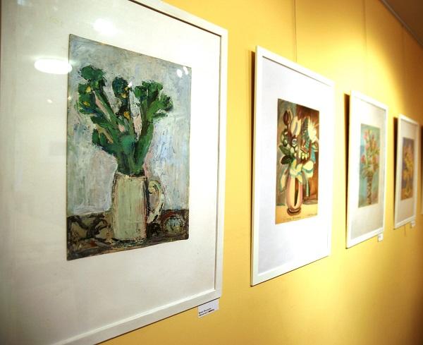.выставка Ирины Покладовой
