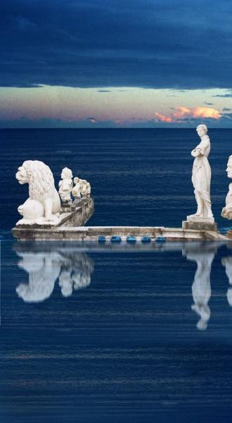 """Александра Загряжская фото """"Глобальное потепление"""" 100х70"""