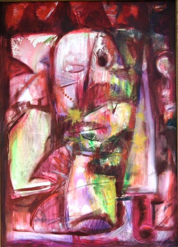 Картина художника Омара Годинеса