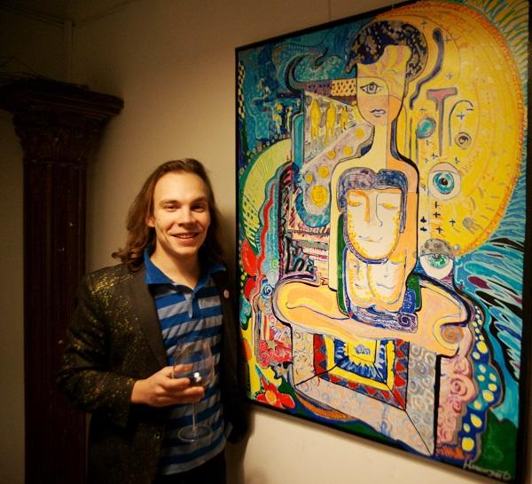 Дмитрий Никитин  художник, скульптор