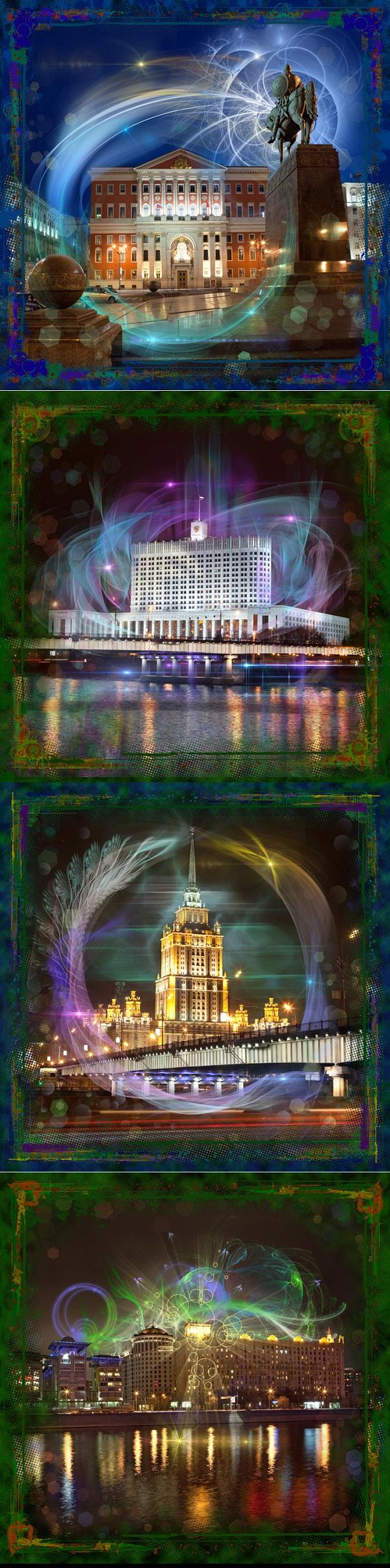 Сергей Погорелый Москва, которую никто не видел....