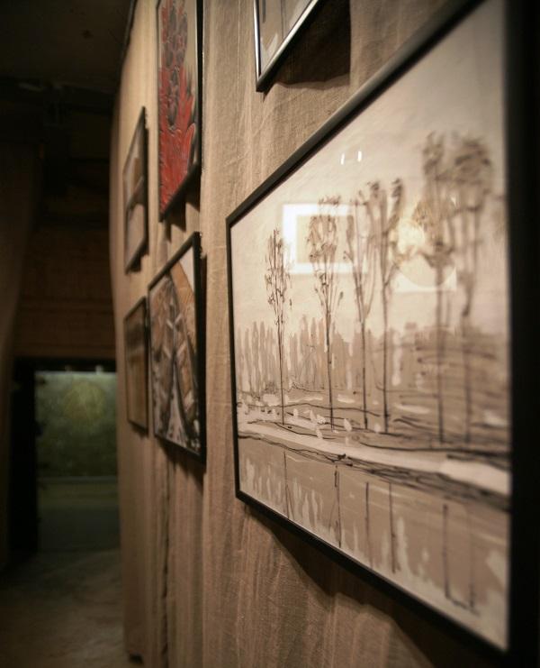 Работы Константина Малютина  Автор  Savva участника выставки  Savva & Малютин в Арт-студии Декор Депо