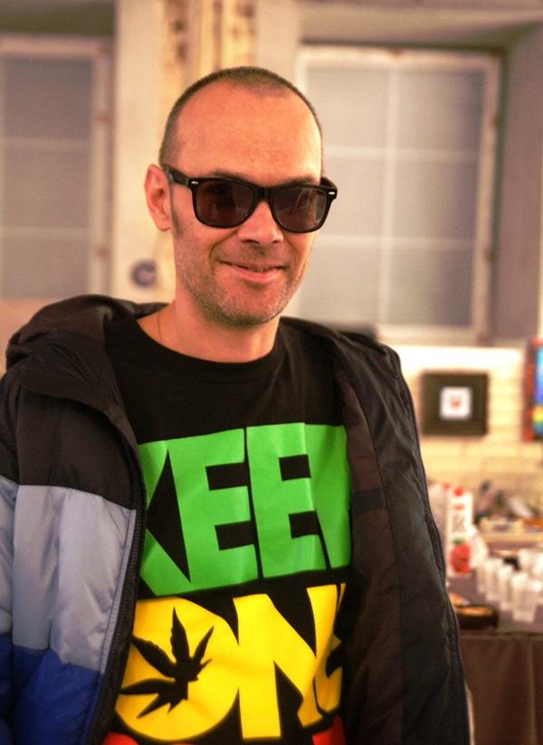 Константин Малютин участник выставки  Savva & Малютин в Арт-студии Декор Депо