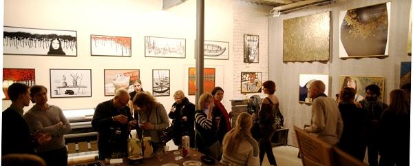 Выставка Savva & Малютин в Арт-студии Декор Депо