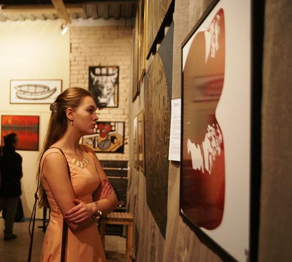 Работы  Savva участника выставки  Savva & Малютин в Арт-студии Декор Депо